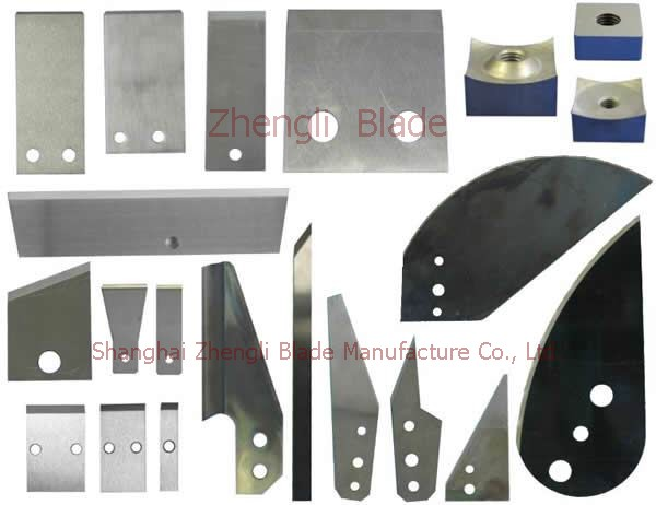 Smethwick Direct sales Rubber cutting blade, rubber shear blade, cutting blade rubber